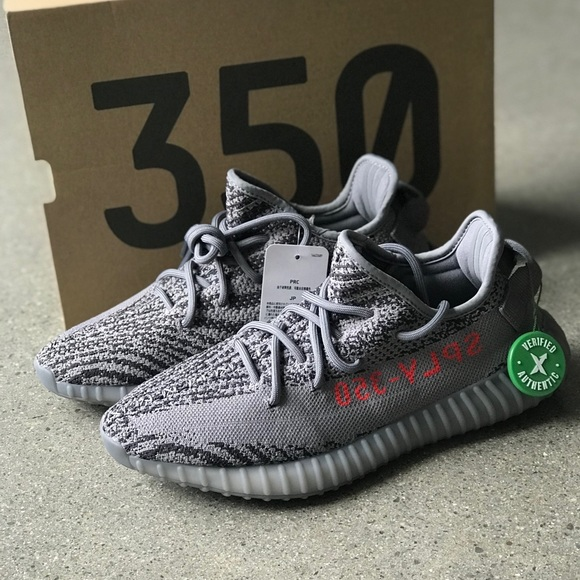 lowest price cb367 708d3 Adidas Yeezy Boost 350 V2 Beluga 2.0 Size 8